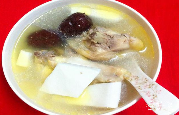椰子鸡的椰子是用哪种椰子「椰子鸡汤的做法配料」